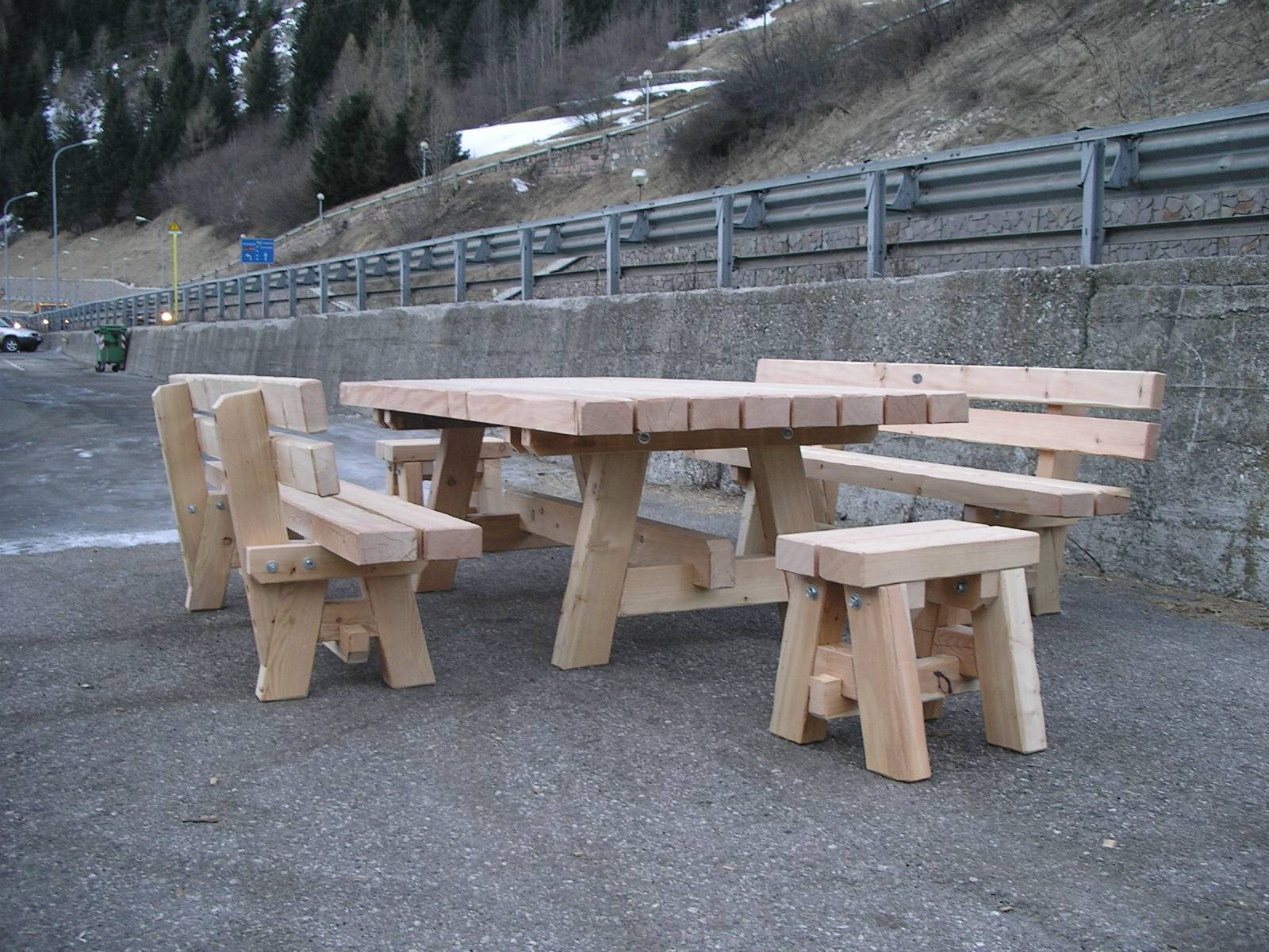 Paravento In Legno Per Esterni progetto legno srl | portale del legno trentino