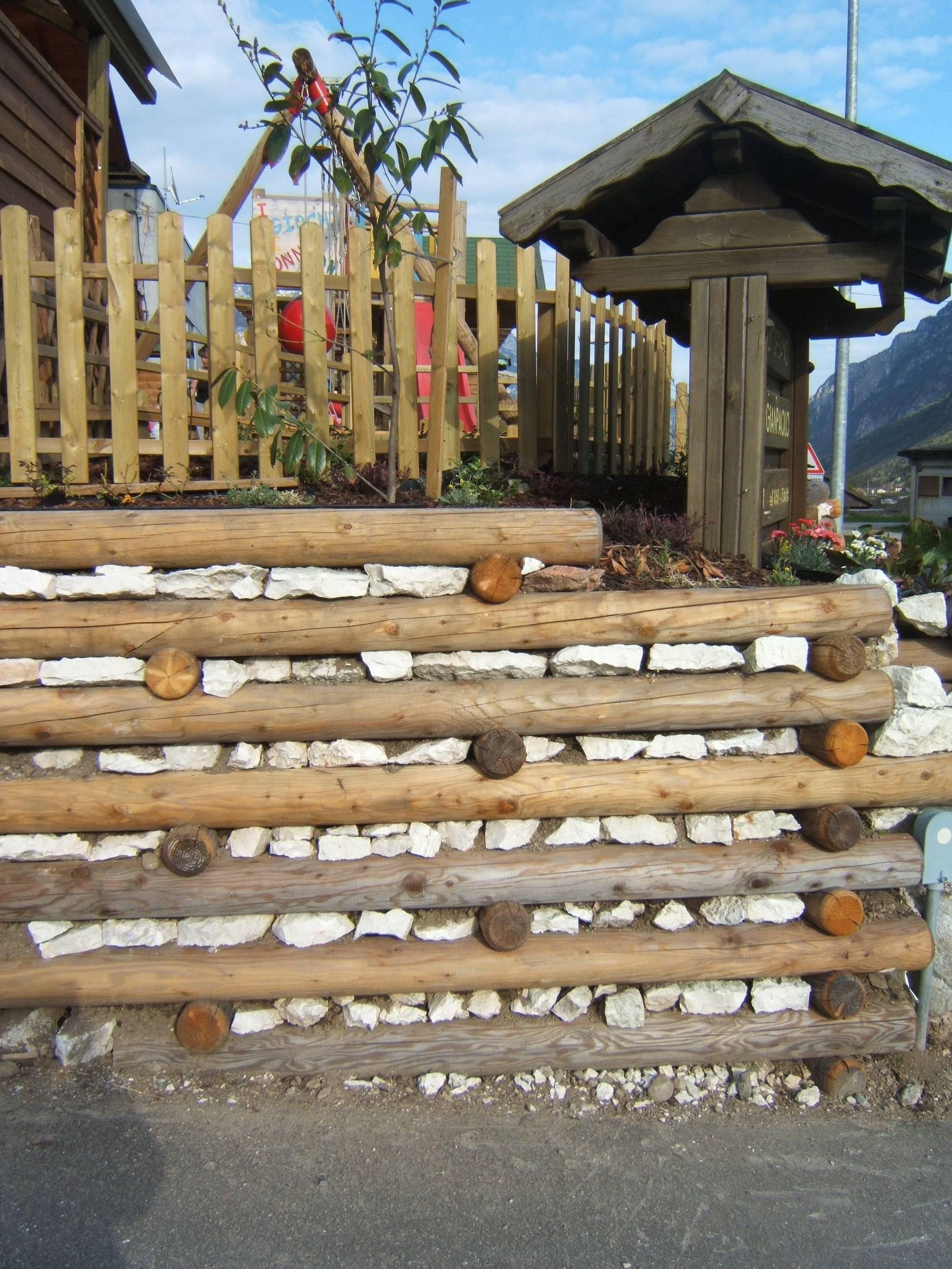 Recinzioni Per Case Di Montagna tomio gianpaolo s.r.l. | portale del legno trentino
